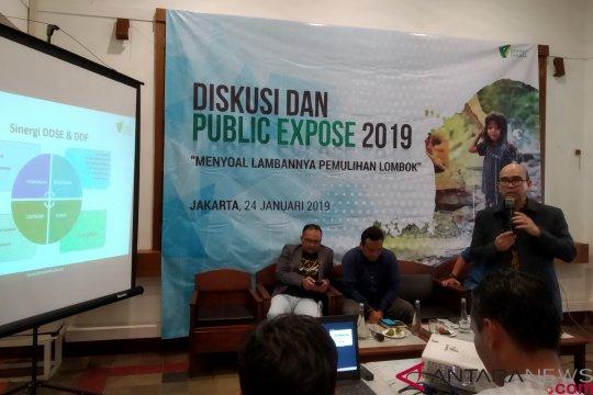 Rehabilitasi Lombok diminta dipercepat