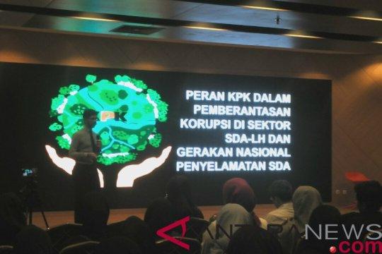 KPK soroti keputusan pelepasan hutan produksi untuk sawit di Buol