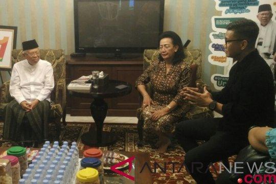 GKR Hemas temui Ma'ruf Amin terkait masalah kepemimpinan DPD