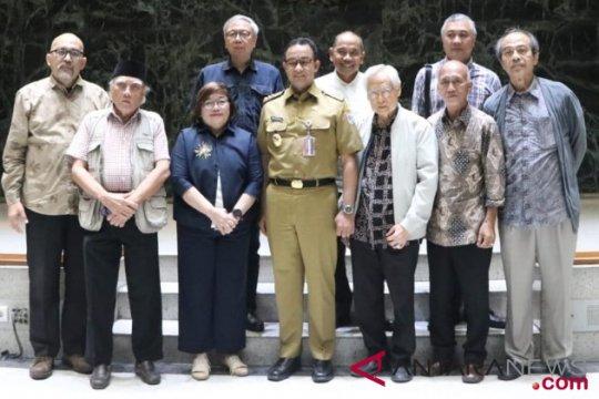 DKI umumkan pemenang Sayembara Desain Tapak Medan Merdeka