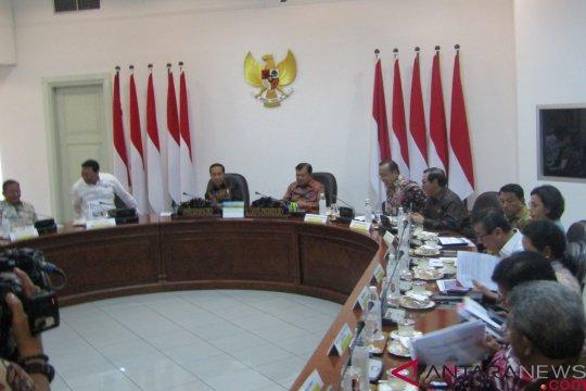 Presiden Jokowi pimpin ratas membahas RUU Minyak dan Gas Bumi