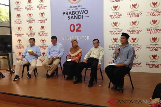 BPN Prabowo-Sandi gagas konsep kebijakan pertanian digital