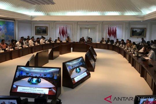 Presiden panggil jajarannya bahas pengelolaan transportasi Jabodetabek