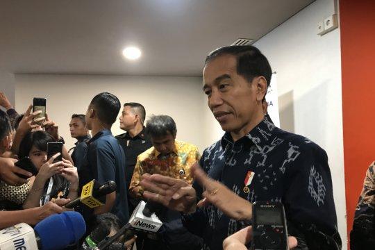 Jokowi: Bicara BUMN bangkrut harus pakai data