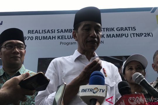 Jokowi puas penampilannya dalam debat capres putaran pertama