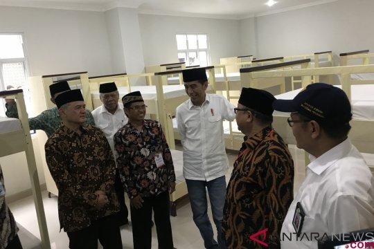 Presiden kunjungi ponpes tempat Ustadz Adi Hidayat nyantri