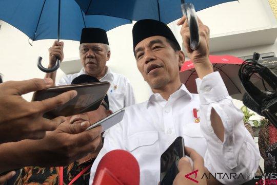 Presiden sebut pembebasan Ba