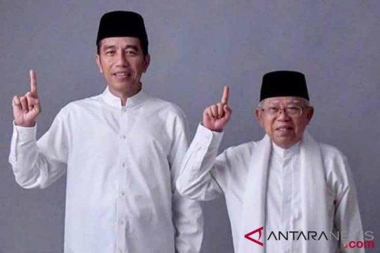 Ma'ruf Amin kunjungi Banten dan Jawa Timur