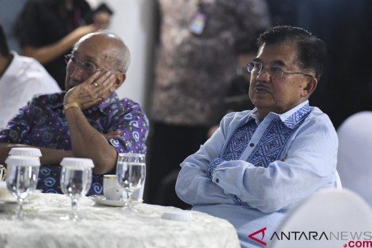 JK dan kepala daerah bahas pemenangan Jokowi di Makassar