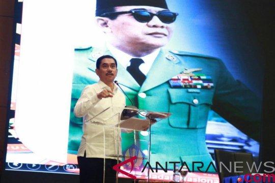 Kepala BNPT beri wawasan kebangsaan di Rapimnas Ditjen Pajak