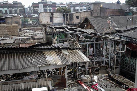 Petugas: Kebutuhan korban kebakaran di Tomang terpenuhi