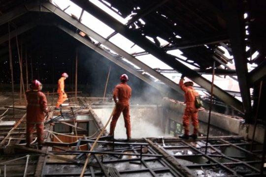 Kebakaran panti sosial di Cengkareng berhasil ditangani
