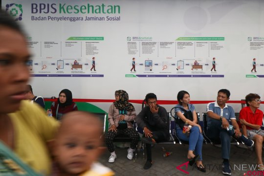 Puluhan ribu warga miskin Gresik dan Lamongan terima kartu BPJS