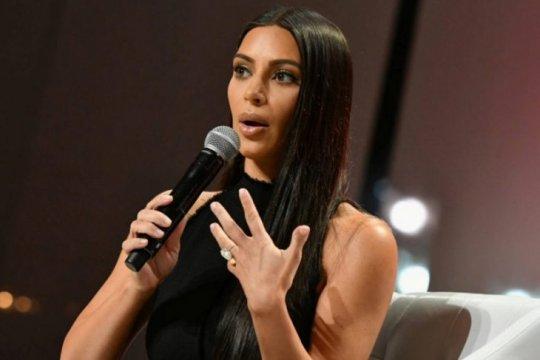 Kim Kardashian dan Kanye West liburan romantis di Bali
