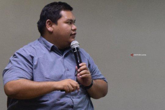 Kompak Bersih Jatim berharap pimpinan KPK berintegritas