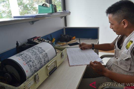 Status Gunung Anak Krakatau masih siaga