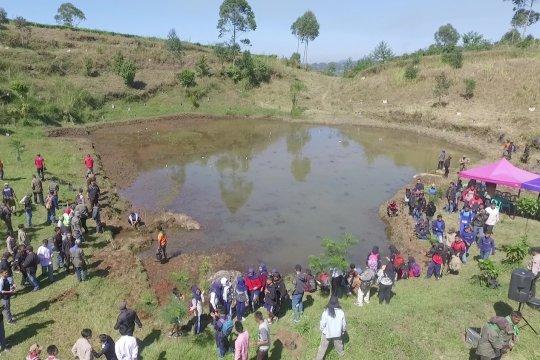 Gandeng pecinta alam, SEGWWL konservasi mata air  Leuweung Citere-Pangalengan