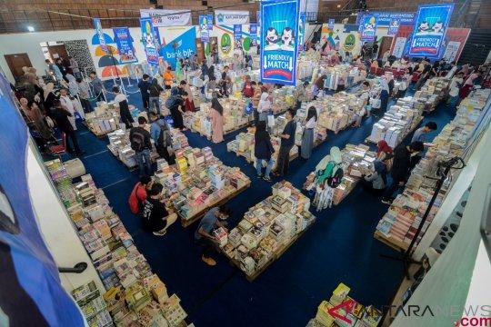 Kalteng boyong 50 penerbit Yogyakarta meriahkan Book Fair 2019