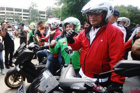 Komunitas pengemudi apresiasi langkah pemerintah godok aturan ojek daring