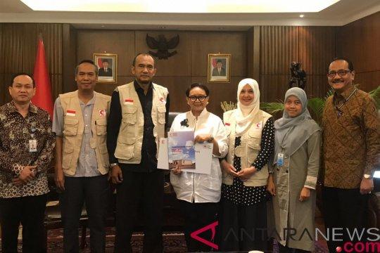MER-C sampaikan perkembangan RS Persahabatan Indonesia-Myanmar kepada Menlu
