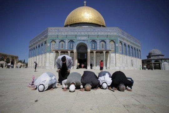 Palestina serukan lembaga di Yerusalem Timur dibuka kembali