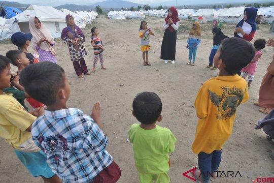 Dengarkan suara anak dalam pemulihan pascabencana