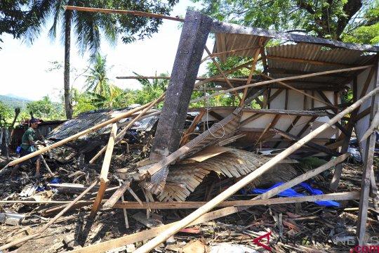 Korban tsunami di Pandeglang harapkan percepatan pembangunan hunian