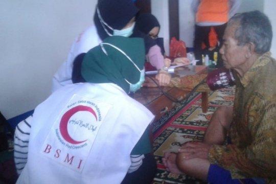 Perluas cakupan bantuan korban tsunami, BSMI terjunkan dua mobil klinik