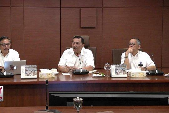 Menko Maritim: OSS mampu tekan korupsi