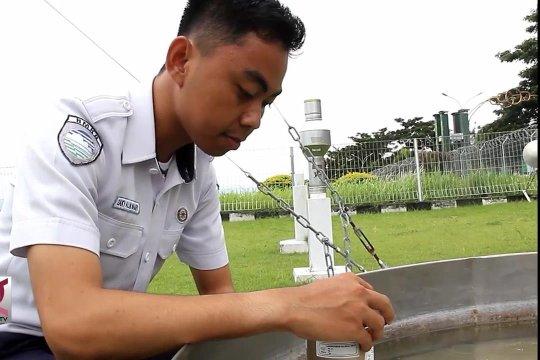 Waspada! gelombang tinggi hantam Maluku Utara