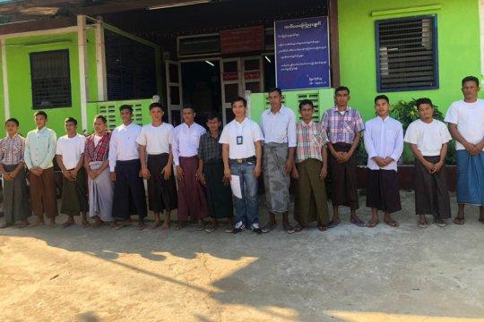 Kemlu pulangkan 14 ABK Bintang Jasa dari Myanmar