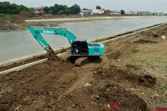 Restorasi Sungai Sekanak-Lambidaro butuh Rp254 miliar