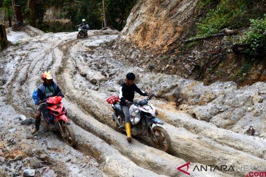 Ojek Rampi, Luwu Utara, Sulawesi Selatan