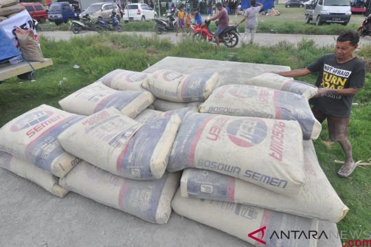 Harga semen di Jayawijaya Papua melonjak, tembus Rp600 ribu/sak