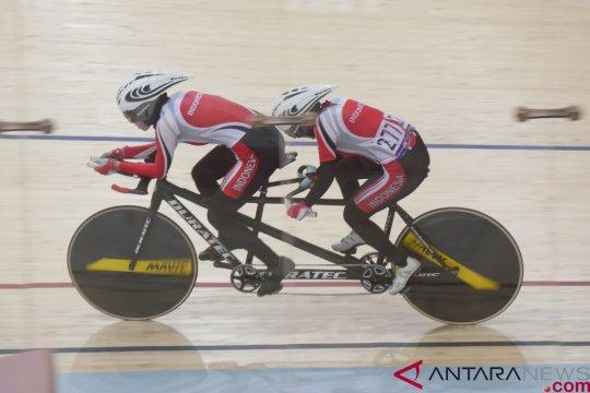 Indonesia tambah medali perak paracylcing di ATC 2019