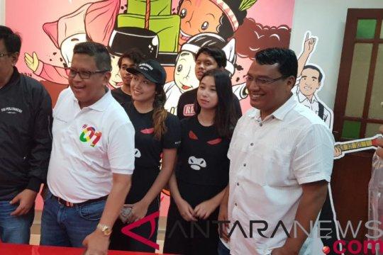 PDI Perjuangan pilih RedMe sebagai official store desain pakaian