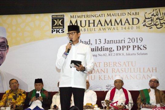 PKS peringati Maulid Nabi Muhammad SAW