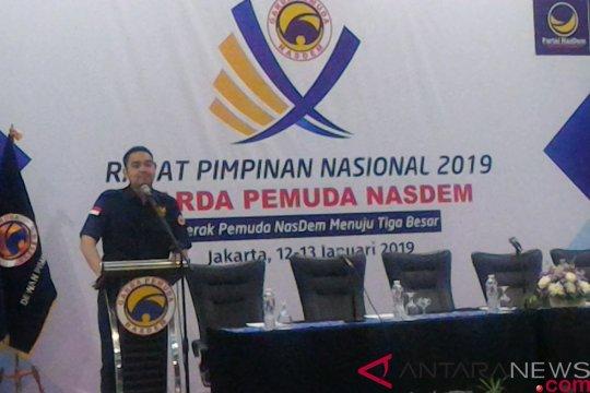Garda Pemuda NasDem sepakati lima resolusi Pemilu 2019
