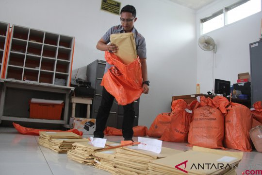 Bawaslu Jambi tahan penyebaran Tabloid Indonesia Barokah