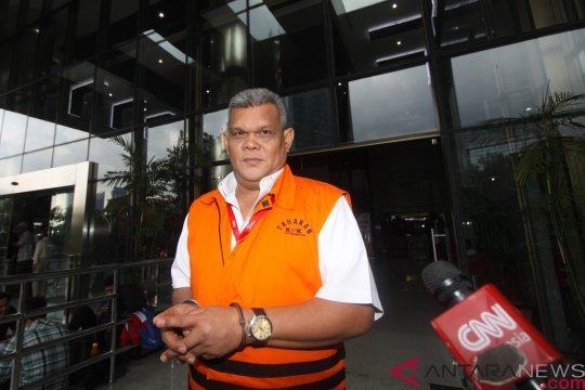 KPK perpanjang penahanan tersangka suap putusan perkara di PN Jaksel