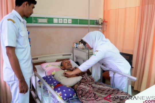 Perawat salah satu penentu kesuksesan pelayanan kesehatan, ujar Bupati Aceh Tengah