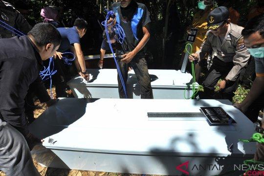 Warga korban tsunami masih berharap bantuan perahu