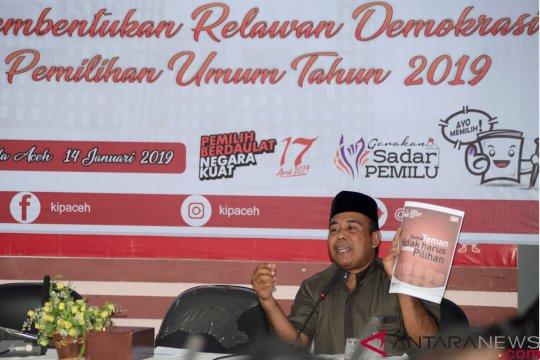 KPU Indramayu: Keberadaan relawan demokrasi untuk tingkatkan partisipasi