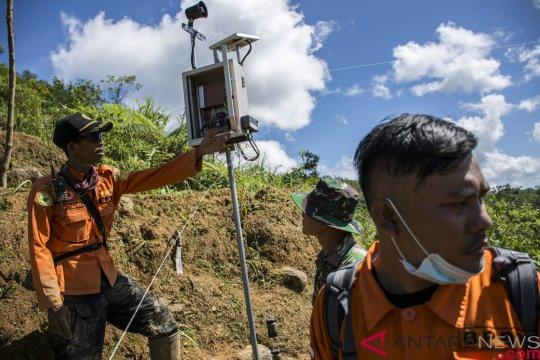 """Alat deteksi longsor """"Elwasi"""" dikembangkan BPBD Banjarnegara-Jateng"""