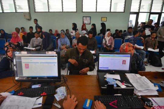 Ada 16.538 KTP elektronik yang belum diambil pemiliknya di Jakarta Utara