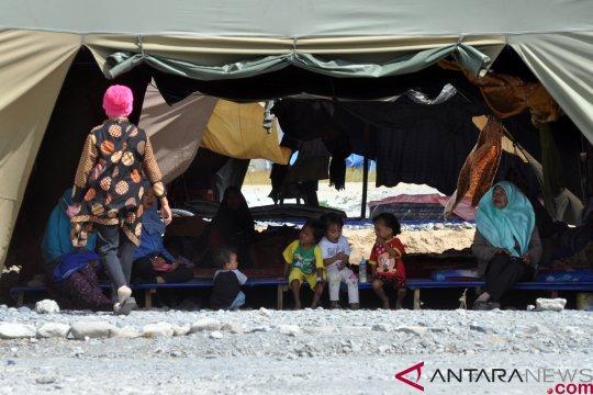 Kondisi pengungsi di Kulawi memprihatinkan