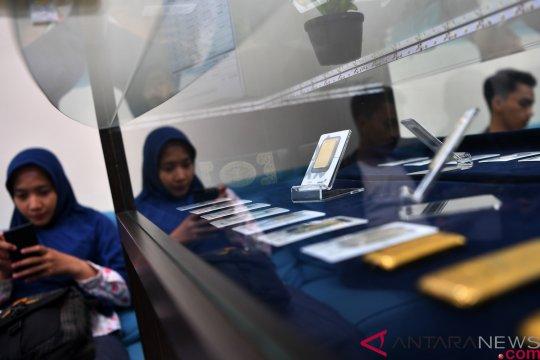 Antam targetkan penjualan emas naik 14 persen tahun ini