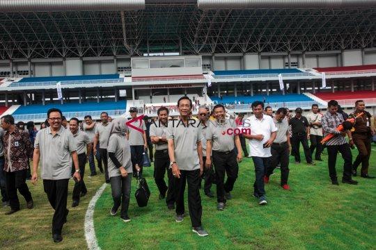 Sultan HB X resmikan Stadion Mandala Krida Baru