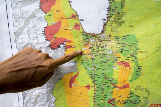 Gempa 5,8 magnitudo guncang Sigi, tidak berpotensi tsunami