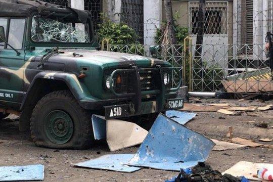 Lima anggota Abu Sayyaf di balik pengeboman gereja serahkan diri